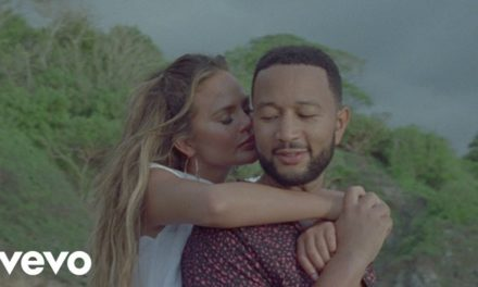 'Wild' – A New Track by John Legend