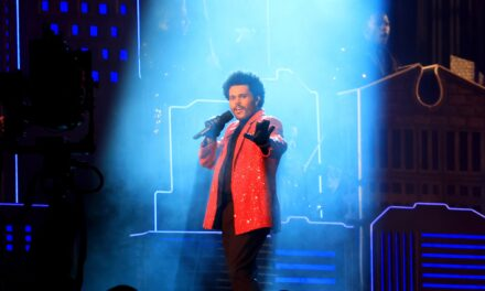 R&B Star The Weeknd Showcased his Talent in The 2021 Super Bowl